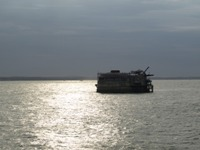Spitbank Fort- Solent - featured in DI Andy Horton A Killing Coast