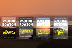 Art Marvik Mystery Thrillers by Pauline Rowson
