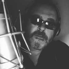 Peter Noble narrator of the Art Marvik thrillers