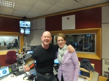 Lethal Waves, Pauline Rowson with Julian Clegg BBC Radio Solent