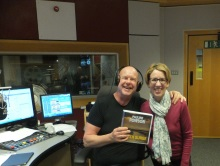 Audio book Death Surge Pauline Rowson with Julian Clegg BBC Radio Solent
