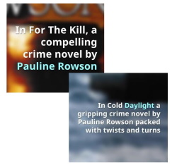 Compelling mystery thrillers by Pauline Rowson