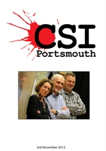DVD CSI Portsmouth 2012