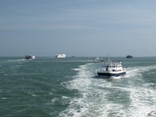 The Solent - Portsmouth