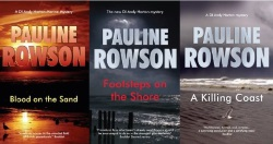 Some DI Andy Horton crime novels