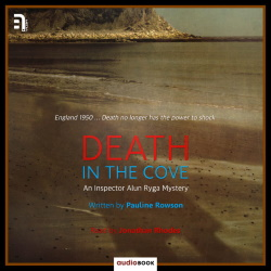 Death in the Cove, by Pauline Rowson, narrated by Jonathan Rhodes