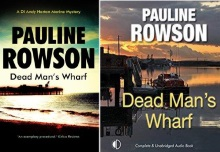 Dead Man's Wharf paperback and audiobook