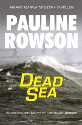 Dead Sea, an Art Marvik Mystery Thriller by Pauline Rowson