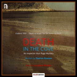 Death in the Cove audio book by Pauline Rowsone