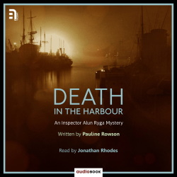 Death in the Harbour audio book by Pauline Rowson