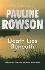 Death Lies Beneath an Inspector Andy Horton crime novel