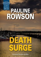 Death Surge, audio book, DI Andy Horton by Pauline Rowson