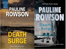 Death Surge audio, ebook and paperback, DI Andy Horton
