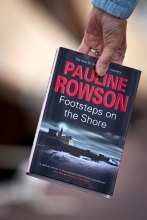 Footsteps on the Shore a DI Andy Horton crime novel by Pauline Rowson