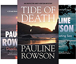 Some DI Andy Horton crime novels by Pauline Rowson