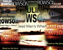 January set crime novels by Pauline Rowson