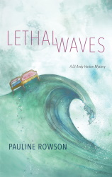 Lethal Waves, DI Horton Mystery USA Harlequin edition