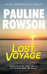 Lost Voyage an Art Marvik Mystery Thriller by Pauline Rowson