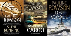 Marvik mysteries by Pauline Rowson