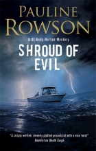 Shroud of Evil - DI Andy Horton crime novel - by Pauline Rowson