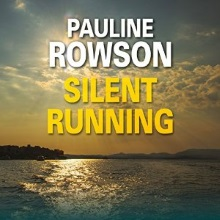 Silent Running an Art Marvik mystery in audio book format