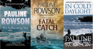 Crime mystery novels by Pauline Rowson