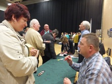 Booksigning- Matt Hilton, Stephen Booth and Pauline Rowson