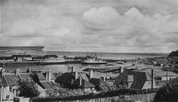Newhaven Harbour courtesy of Our Newhaven Website