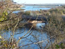 Port Creek from Hilsea Lines Portsmouth