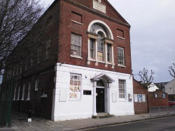 Historic Groundlings Theatre Portsmouth