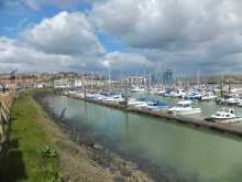 Newhaven Marina, East Sussex