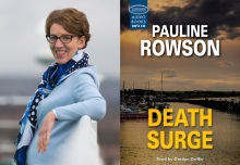 Pauline Rowson and Death Surge Audio Book