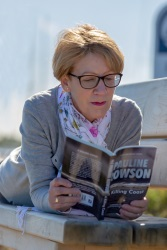 Pauline Rowson with A Killing Coast, DI Andy Horton mystery