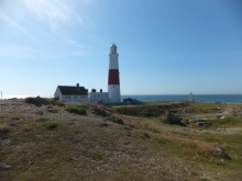 Portland Lighthouse which Inspector Alun Ryga visits