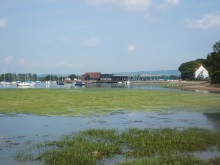 Chichester Harbour and the ancient Roman hamlet of Dell Quay also featured in Silent Running