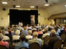 Crime author Pauline Rowson at Hamble Valley U3A
