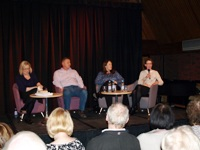 The Panel at CSI Gateshead April 2013