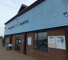 Weymouth Marina Office