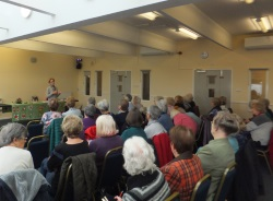 Pauline Rowson talking about her crime novels
